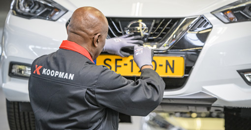 Koopman automotive